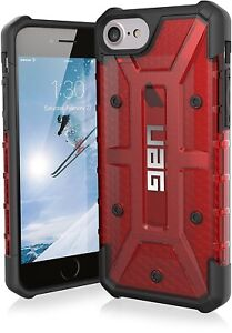 UAG iPhone 8 Case Feather-Light Rugged Military Drop Tested Cover Plasma MAGMA