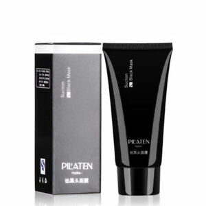 1 - 1000 TUBE PILATEN BLACK MUD FACE MASK BLACKHEAD REMOVER DEEP CLEANSING ACNE
