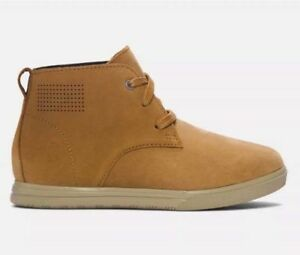 NEW Youth Boy's Under Armour Shoes BGS COAST NUBUCK Shoes 1289002-222 Size 4 3.5