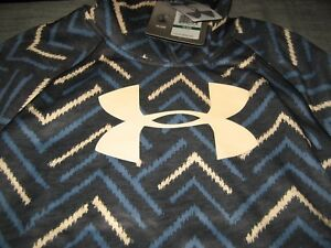 GIRLS YOUTH UNDER ARMOUR COLDGEAR STORM HOODIE HOODY SIZE YLG LARGE  NWT