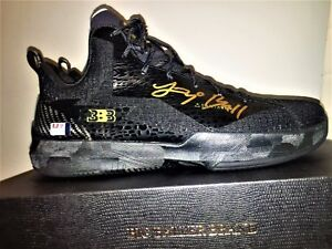 Lonzo Ball -Autographed  Big Baller Brand Shoes * NEW BBB ZO2  WET ~Size 8