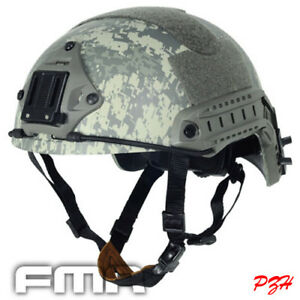 FMA Outdoor OPS-CORE FAST Helmet Acu Airsoft Paintball TB461 ML LXL