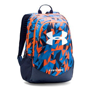 Under Armour Boys' Storm Scrimmage Backpack Mako BlueMidnight Navy One Size