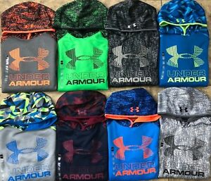 Boy's Youth Under Armour Storm Hoodie