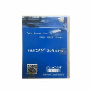 Fastcam Nesting Software Professional Version CNC Plasma Cutter