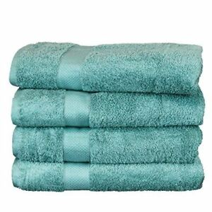 Bare Cotton 852-323 Luxury Hotel & Spa Towel Genuine Turkish Cotton Rayon Bath T