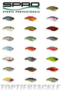 SPRO Aruku Shad 75 Lipless Crankbait Lure - Select Color(s)