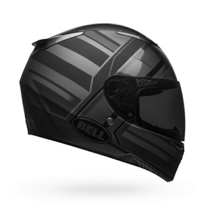 Bell RS-2 Street Sport Motorcycle Riding Touring Helmet Tactical Matte Black