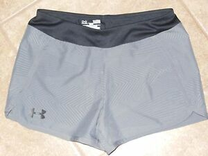 NEW! UNDER ARMOR HEAT GEAR SHORTS LOOSE FIT GIRLS SZ. LARGE COOL DRY