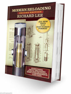 Lee 2nd Edition Reloading Hardcover Book NEW Lee Manual Latest Edition #90277