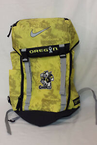 Oregon DUCKS Football Exclusive DOERNBECHER Nike TEAM ISSUED Awareness BACKPACK