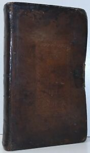 NAVAL AND MILITARY BIBLE SOCIETY New Testament NAPOLEONIC WAR 10th Hussars C1810