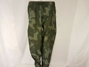 Under Armour Youth Boys XL Camo Cargo Courtside Pants NWT Green kids