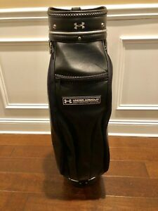 Under Armour Golf Bag Leather Premium Exclusive not available to public NFL play