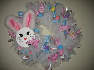 Easter Bunny Wreath $65.00