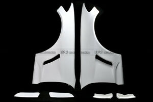 For Honda ASM S2000 I.S Design FRP Fiber Glass Front Fender Protecter Bodykits
