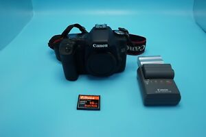 Canon EOS 50D 15.1MP Digital SLR Camera - Black (Body Only)! USPS 2-3 days!!!!!!