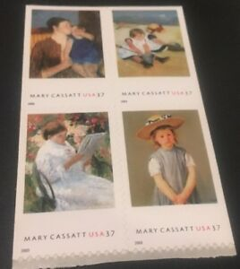 10 Mary Cassat .37 stamps For Holiday Wedding And Dressing Up Your Mail