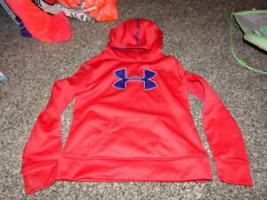 UNDER ARMOUR YLG LARGE GIRLS HOODIE