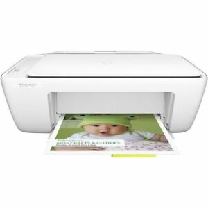HP DeskJet 2130 Printer All-in-One Photo Printer Print Scan Copy