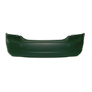 Replacement Bumper Cover for 07-11 Nissan Versa (Rear) NI1100272PP