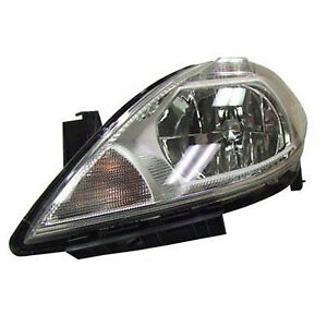 Replacement Headlight Assembly for 07-12 Nissan Versa (Driver Side) NI2502165OE