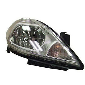 Replacement Headlight Assembly for 07-12 Versa (Passenger Side) NI2503165OE