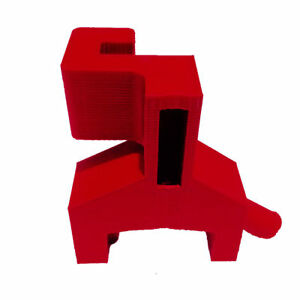 Improved primer catcher for RCBS Rock Chucker RC IVSupreme presses ** RED **