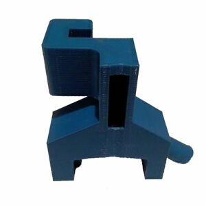 Improved primer catcher for RCBS Rock Chucker RC IVSupreme presses ** BLUE **