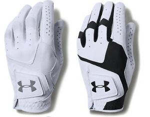 Under Armour CoolSwitch Golf Glove Left Hand 3 Pack 2018 Multiple Colors