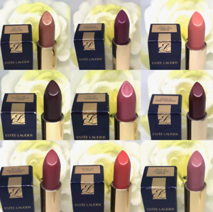 Estee Lauder Pure Color Lipstick Long Lasting Crystal Vivid Shine ~ New in Box