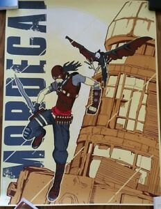 Borderlands 1&2 Qty:7 Limited Collectors Screenprint Posters Lithographs Rare!!