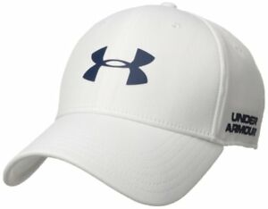 Under Armour Men's Golf Headline 2.0 Cap WhiteAcademy LargeX-Large