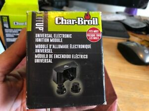BRAND NEW IN BOX Char-Broil Universal Electronic Ignition Module