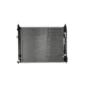 Replacement Radiator for 12 Nissan Versa RAD13260