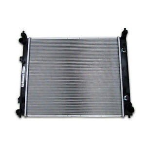 Replacement Radiator for 12-15 Nissan Versa RAD13303