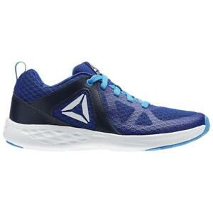 Reebok Kid's Boy's Smooth Glide Lace-Up Running Shoes