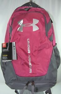 Under Armour UA Hustle 3.0 Backpack - Tropic Pink