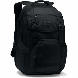 Under Armour UA Coalition 2.0 Backpack Black BRAND NEW Fast Free Shipping!