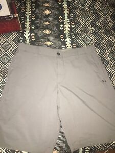 Under Armour March Play Vented Golf Short 36