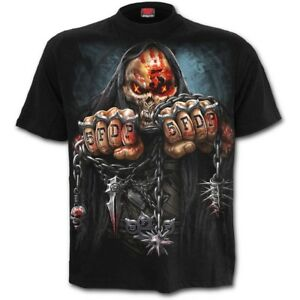 Spiral 5FDP GAME OVER Licensed Band T-Shirt Five Finger Death Punch Plus3XL4XL