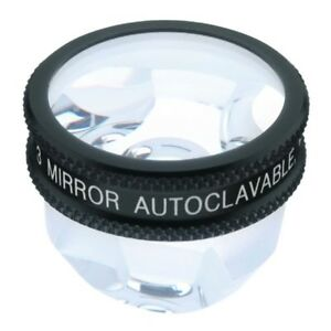 Ocular Autoclavable Three Mirror 10mm OG3MAC 10