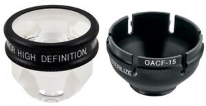 Ocular High Definition Three Mirror with 15mm Flange OG3MHD 15