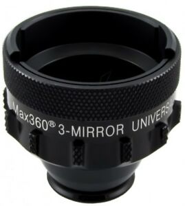 Ocular Max360® Three Mirror Universal with Flange 20mm OG3MSFA IR