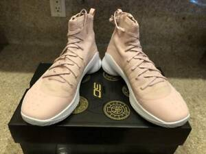 Under Armour Curry 4 Flushed Pink 12 All Star 2018 Limited Rare