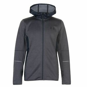 Under Armour Mens Storm Swacket Full Zip Hoody Performance Hoodie Hooded Top