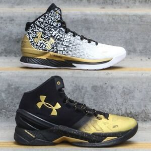 New DS Under Armour UA Curry Back 2 Back MVP Pack Curry One Limited sz. 13 14