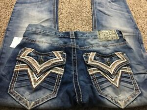 NWT AFFLICTION ACE BRENTWOOD NEW DESIGNER MEN'S JEANS SIZE 30