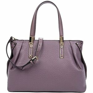 CLEARANCE CALLAGHAN Designer Leather Women Top Handle Satchel Handbags Tote Bags