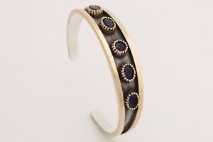 Turkish Handmade Jewelry Round & Oval Cut Sapphire 925 Sterling Silver Bracelet